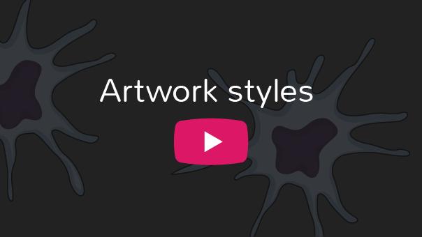 Tutorial – Artwork Styles