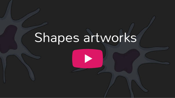 Tutorial – Color of shapes