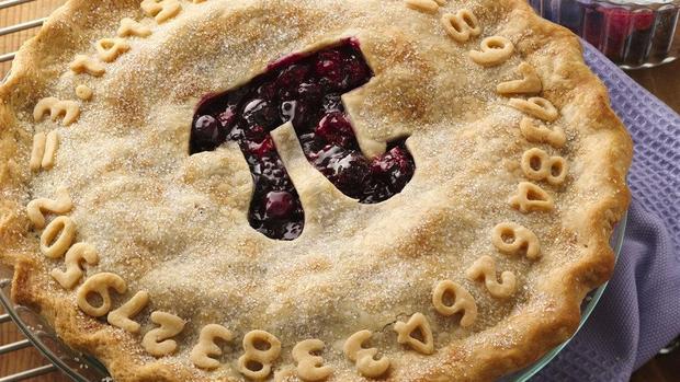 Happy Pi Day plus Einstein's birthday, nerd fellas!