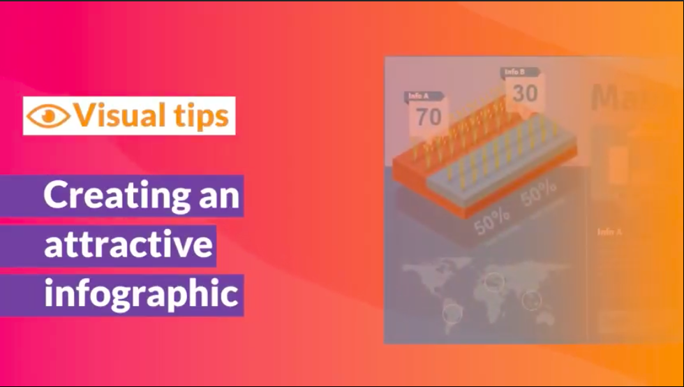 Infographic mind the graph tutorial cover