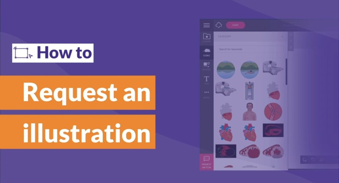 How to request an Illustration at Mind the Graph