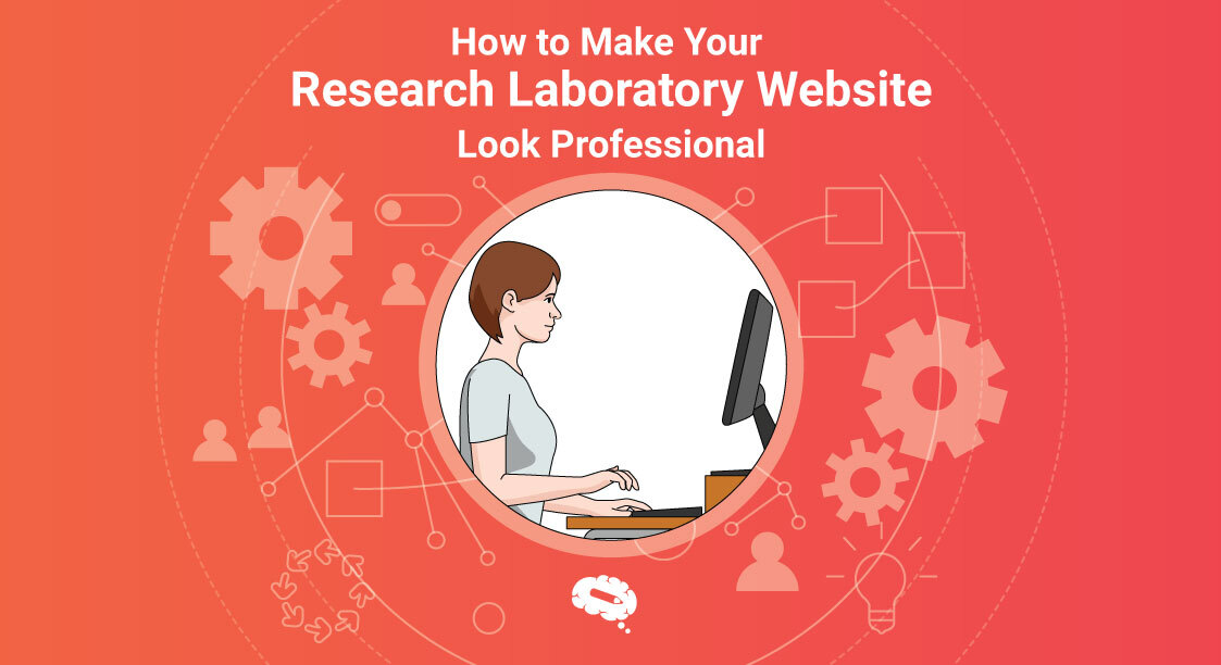 website design research lab