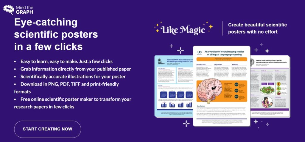 Poster Maker page